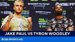 Jake Paul vs Tyron Woodley: BEST ...