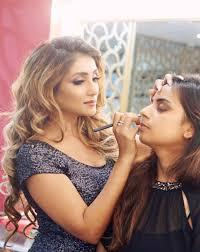 kinjal bangalore based makeup artist