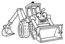 Dessin Tracteur Tom En Ligne