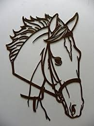 horse head metal wall art country rustic home decor on praying cowboy metal wall art with amazon western cowboy metal art horse praying cowboy metal