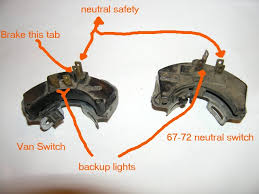 72 chevy truck wiring diagram neutral safety back up and lights neutral safety switch van wiring the 1947 present chevrolet