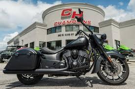 2019 Indian <b>Motorcycle</b>® Springfield® Dark Horse® Thunder Black ...