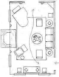 living room floorplan piano