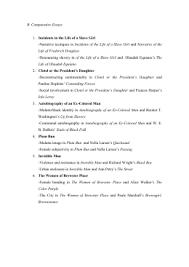 autobiography of olaudah equiano essay b comparative essays