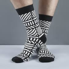 Pattern Socks Custom Decorating Ideas