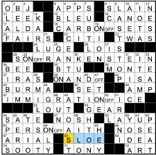 Dulles Designer Nyt Crossword Clue Rex Parker Does The Nyt Crossword Puzzle Kind Of Push Up