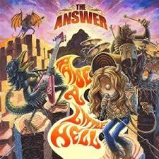 The <b>Answer</b>: '<b>Raise A</b> Little Hell' – Sleaze Roxx