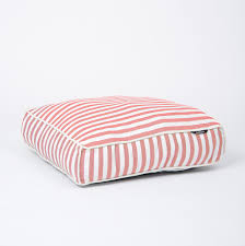 square dog bed. Modren Bed Stripey Soiree Square Dog Bed  Waggo Throughout C