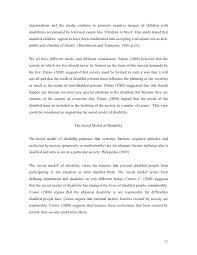 disability essay 11 organisations