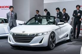 latest new car releasesNew Honda Beat S660 concept unveiled  Autocar India
