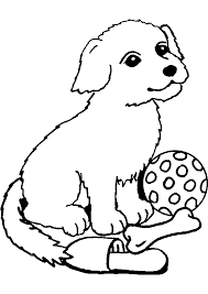 Animaux Coloriage Chien Coloring Changing Milk Coloriage Chien