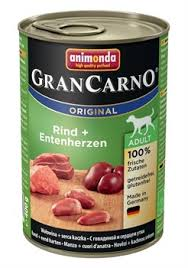 <b>Консервы ANIMONDA GranCarno Original</b> Adult для собак с ...
