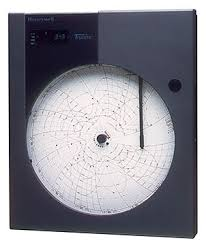 Honeywell Dr4500 Truline Circular Chart Recorder
