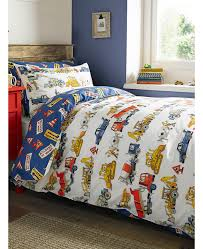 this official emma bridgewater builders at work single duvet cover and pillowcase set is the perfect