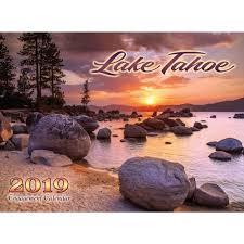 lake tahoe 2019 wall calendar calendars books gifts