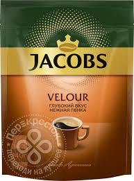 Отзывы о <b>Кофе растворимом Jacobs Velour</b> 140г - рейтинг ...