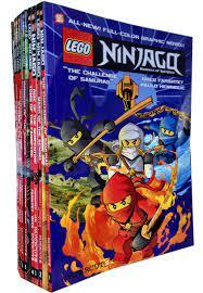 New Lego Ninjago Books - Novocom.top