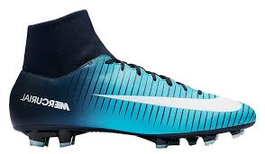 nike mercurial victory vi df fg football boots obsidian to view