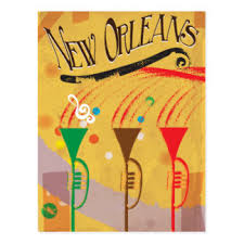 Image result for vintage new orleans postcard