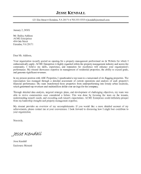 Student Resume Cover Letter Sample Of Cover Letter For Students