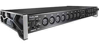 <b>Tascam US</b>-<b>16x08</b>, Black <b>аудиоинтерфейс</b>