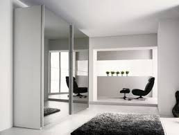 Modern Bedroom Closet Mirror Closet Mirrored Closet Doors Makeover Dressing Room