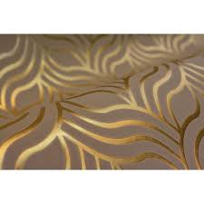 gold art deco wallpaper uk