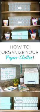 how to organize office space. 7 Simple Steps To Organizing Your Paper Clutter Ideas Organize Office Space Best Way How I