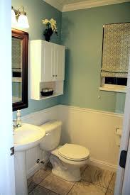 Horizontal Medicine Cabinet Mid Century Beadboard Bathroom Interior Design Feats Mounting