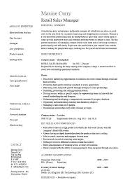 Creative Director Resumes Resume Template Directory