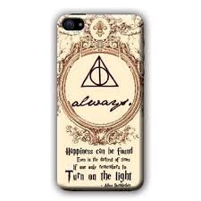 Harry Potter Always Quote Fascinating Get You Cheap Fashion IPhone 48c Cases Harry Potter Always Quote Online