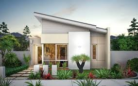 Single Slope Roof House Plans Captivating Contemporary Houses E ...