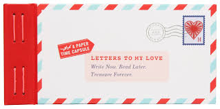 Letters To My Love Write Now Read Later Treasure Forever Lea
