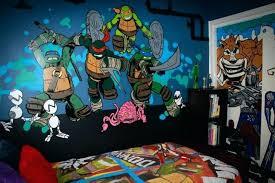 ninja turtle bedroom ideas teenage mutant ninja turtles bedroom decor ninja turtles bedroom paint ideas