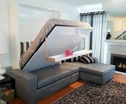 cleverly designed murphy sofa float