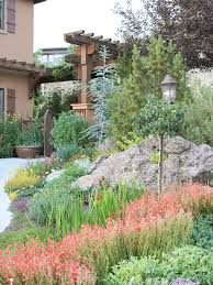 landscapes that incorporate plants with rocks and stones take extra thought and muscle to create at their best rock gardens offer a nurturing