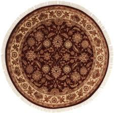 round persian rugs extravagant 6 feet design rug 13035 interior 41