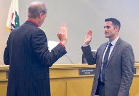 New officers sworn in to police department - Austin Daily Herald | Austin  Daily Herald