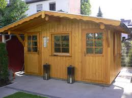 Keilholzbau Gartenhaus