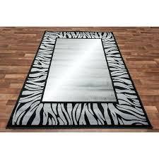 animal print area rugs zebra print frame grey area rug soft black white silver pattern center animal print area rugs
