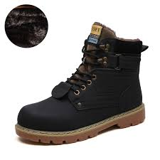 Best Offers <b>men snow boots</b> genuine leather near me and get free ...