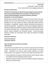 The Best Resume Format Finance Resume Format Template1121