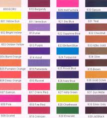 Rit Fabric Dye Color Chart Rit Dye Color Swatches 2019