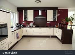 Modern Kitchen Interiors Modern Kitchen Interior New Home Stock Photo 13755997 Shutterstock