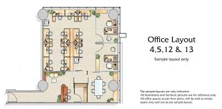 Drawn Office Floor Plan Design  Pencil And In Color Drawn Office Office Floor Plan Maker