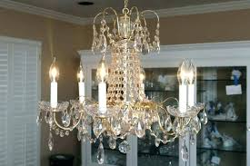 cleaning crystal chandelier crystal chandelier crystal chandelier brass and cleaning crystal chandelier inspirational