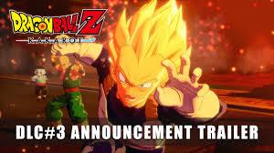 <b>DRAGON BALL</b> Z: KAKAROT – DLC 3 Announcement Trailer ...