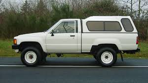 Nice Price Or Crack Pipe: 25K-Mile 1985 Toyota 4WD Truck, $6,000 ...