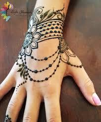 Henna By Leyla Shemesh мехенди пальчики руки узоры рисунков