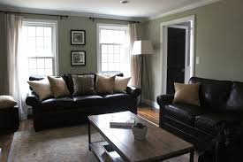 Living Room Ideas With Black Sofa Modern House - Black couches living rooms